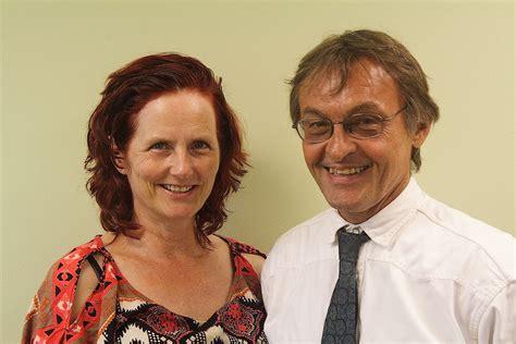 Lewis Mehl-Madrona and Barbara Mainguy