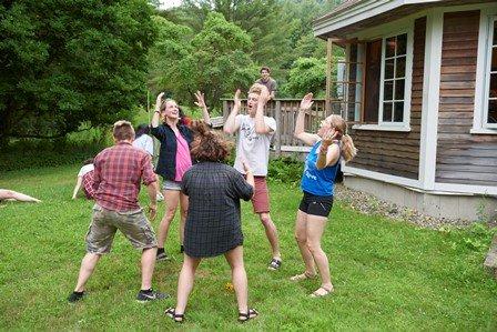 Rowe Camp Staff
