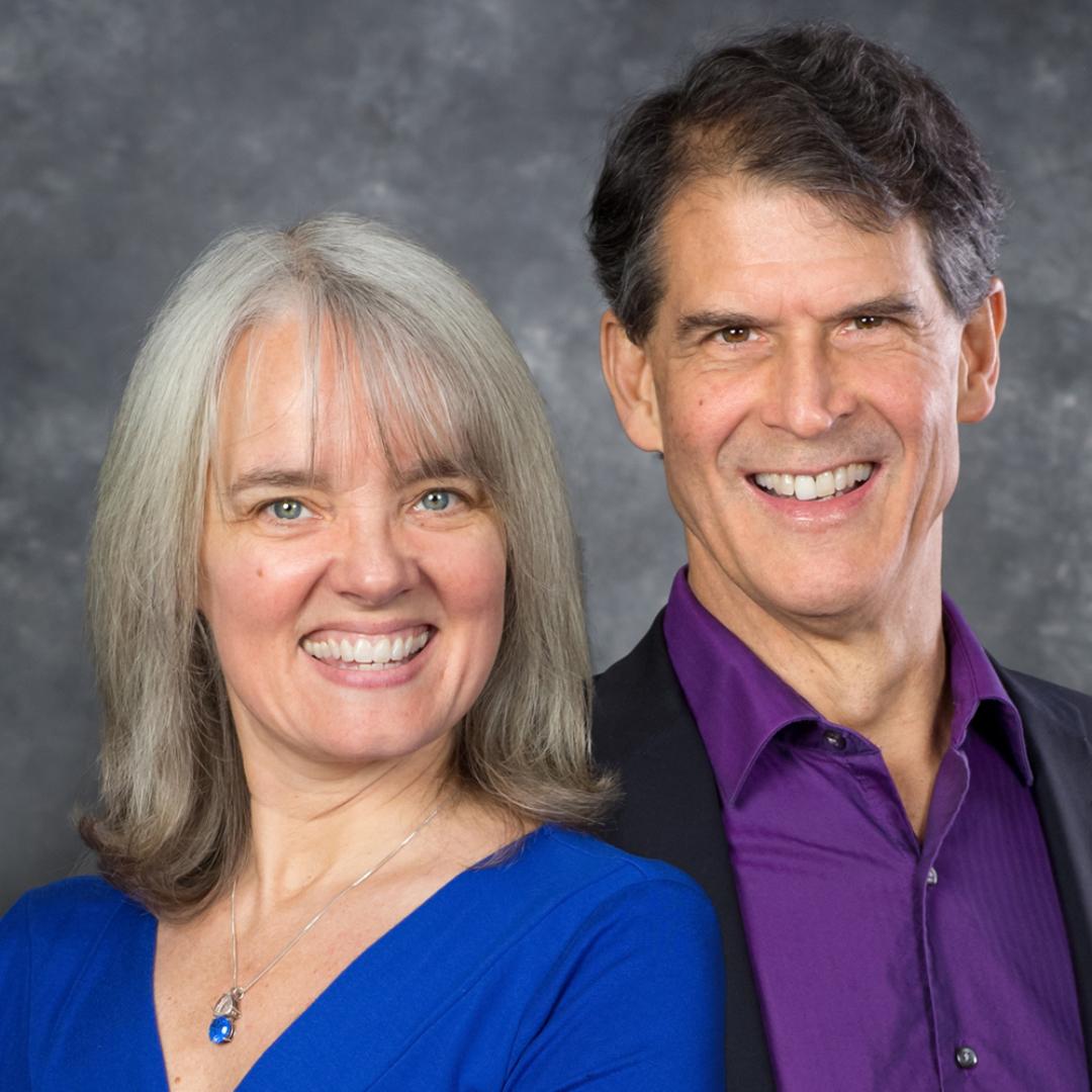 Eben Alexander and Karen Newell
