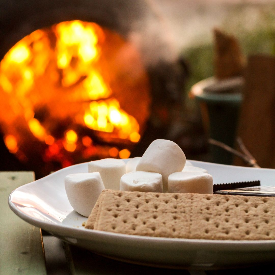 S'mores with the Board