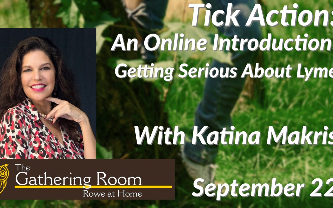 Tick Action: An Online Introduction: Getting Serious About Lyme