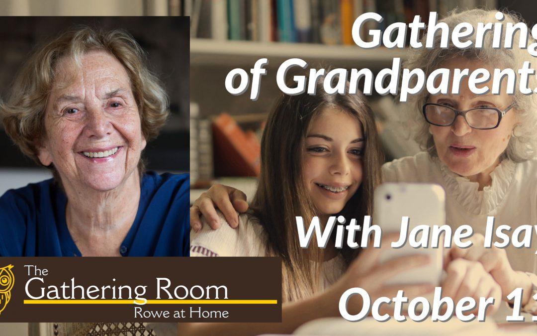 Gathering of Grandparents (October 11, 2021)